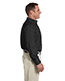 Harriton M550T Men Tall Long-Sleeve Denim Shirt