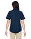 Harriton M580W Women Key West Short-Sleeve Performance Staff Shirt