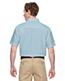Harriton M580 Men Key West Short-Sleeve Performance Staff Shirt