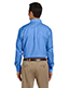Harriton M600 Men Long-Sleeve Oxford With Stain-Release