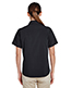 Harriton M610SW Women Paradise Short-Sleeve Performance Shirt