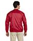 Harriton M720 Men Athletic V-Neck Pullover Jacket