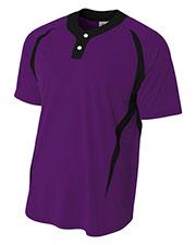 Purple /Black