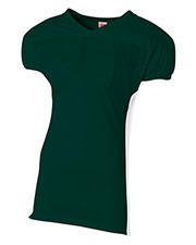 A4 NB4205 Boys Titan 4-Way Stretch Football Jersey