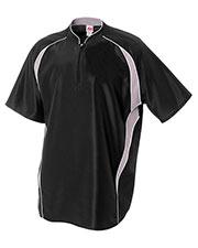 A4 NB4241 Boys 1/4-Zip Batting Jacket