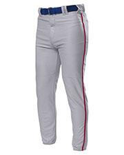 A4 NB6178 Boys Pro Style Elastic Bottom Baseball Pant