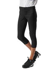 A4 Drop Ship NG6166 Girls Softball Pants
