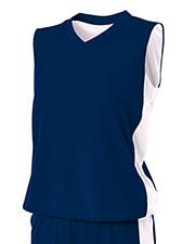 A4 Drop Ship NW2320 Women Reversible Moisture Management Muscle Shirt