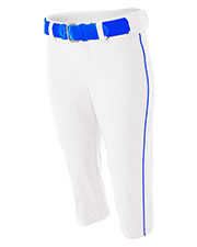 A4 NW6188 Men Softball Pant With Cording