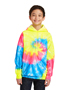 Port & Company PC146Y Boys Essential Tie-Dye Pullover Hooded Sweatshirt