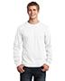 Port & Company PC54LS Men Long-Sleeve 5.4 Oz 100% Cotton T-Shirt