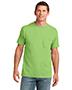Port & Company PC54P Men 5.4 Oz 100% Cotton Pocket T-Shirt