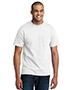 Port & Company PC55P Men 50/50 Cotton/Poly T-Shirt With Pocket