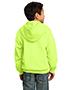 Port & Company PC90YZH Boys Full-Zip Hooded Sweatshirt