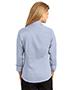 Red House RH69 Women 3/4-Sleeve Nailhead Non-Iron Button-Down Shirt