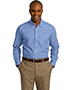Red House RH70 Adult Windowpane Plaid Non-Iron Shirt