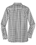 Red House RH74 Adult Tricolor Check Slim Fit Non-Iron Shirt