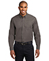 Port Authority  S608ES Men Extended Size Long-Sleeve Easy Care Shirt