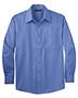 Port Authority S638 Men Long-Sleeve Non-Iron Twill Shirt