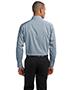 Port Authority S647 Men Fine Stripe Stretch Poplin Shirt