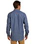 Port Authority S652 Men Patch Pocket Denim Shirt