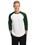 White/Forest Green - Closeout