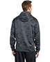 Sport-Tek® ST240 Men Sport-Wick Camohex Fleece Hooded Pullover