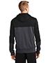 Sport-Tek® ST245 Men Tech Fleece Colorblock Full-Zip Hooded Jacket