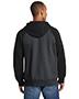 Sport-Tek® ST269 Adult Raglan Colorblock Full-Zip Hooded Fleece Jacket