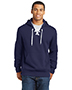 Sport-Tek® ST271 Men Lace Up Pullover Hooded Sweatshirt