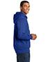 Sport-Tek® ST271 Men Lace Up Pullover Hooded Sweatshirt