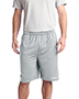 Sport-Tek® ST312 Men PosiCharge®  Tough Mesh Pocket Short
