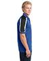 Sport-Tek® ST658 Men Tricolor Shoulder Micro Pique Sportwick Polo
