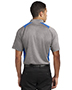 Sport-Tek® ST665 Men Heather Colorblock Contender   Polo