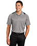 Sport-Tek® ST665 Men Heather Colorblock Contender   Polo