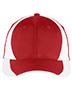 Sport-Tek® YSTC11 Boys Dry Zone Nylon Colorblock Cap