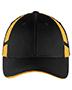 Sport-Tek® STC12 Unisex Dry Zone Mesh Inset Cap