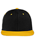 Sport-Tek® STC19 Men Flat Bill Snapback Cap
