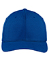 Sport-Tek® STC22 Men Flexfit Cool & Dry Poly Block Mesh Cap