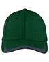 Sport-Tek® STC24 Unisex Pique Colorblock Cap