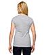 Custom Embroidered Champion T050 Women For Team 365 Vapor Cotton Short-Sleeve V-Neck