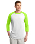White/ Lime Shock - Closeout