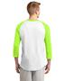 Sport-Tek® T200 Men Colorblock Raglan Jersey