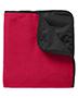 Rich Red/ Black