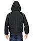 Dickies Workwear TJ718 Adult 10 Oz. Hooded Duck Jacket