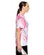 Team 365 TT12W Women Short-Sleeve V-Neck All Sport Sublimated Pink Swirl Jersey