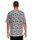 Team 365 TT12 Men Short-Sleeve Athletic V-Neck All Sport Sublimated Camo Jersey