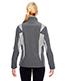 Team 365 TT82W Women Icon Colorblock Soft Shell Jacket
