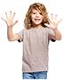 US Blanks US2500K Toddler Tri-Blend Crewneck T-Shirt