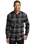 Port Authority W668 Men Flannel Shirt